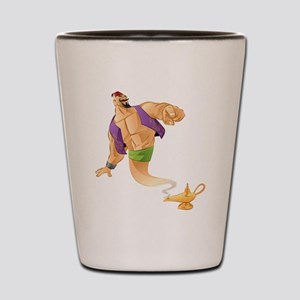 Fairy tale genie Shot Glass